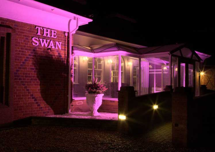 The Gillingham Swan Motel